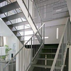 Steektrappen en traphekken